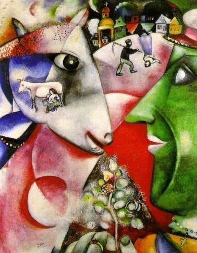 tableau de  Chagall 2