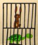 LA SORCIERE ET LE COMMISSAIRE  dans LECTURES CURSIVES Tiphaine-Animalerie3-126x150