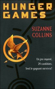 HUNGER GAMES  tome 1   dans LECTURES CURSIVES 9782266182690-186x300