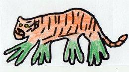 tigrenouille dans RECITS