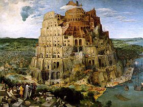 280px-Brueghel-tower-of-babel