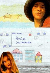 AMIES SANS FRONTIÈRES dans LECTURES CURSIVES Amelie-amies-inconnues--206x300