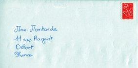 Amelie-enveloppe