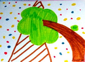 Kori-arbre