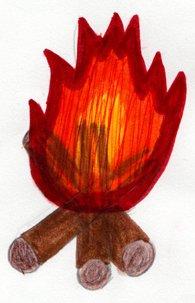 Tiphaine-feu dans RECITS