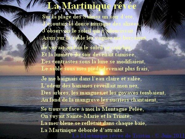 Célèbre Rablog » Archives du Blog » LA MARTINIQUE RÊVÉE UY94