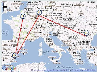 NOTRE BLOGOSPHERE S'AGRANDIT dans LETTRES carte-europe