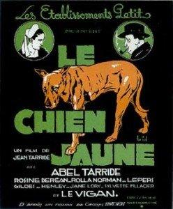 LE CHIEN JAUNE  dans LECTURES CURSIVES le_chien_jaune02-248x300