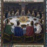 LES CHEVALIERS DE LA TABLE RONDE  dans Moyen-Age les-chevaliers-de-la-table-ronde-150x150