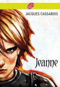 JEANNE de JACQUES CASSABOIS dans LECTURES CURSIVES Jeanne-210x300