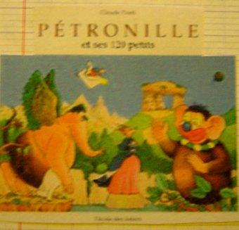 PETRONILLE ET SES 120 PETITS  dans LECTURES CURSIVES petronille-leia