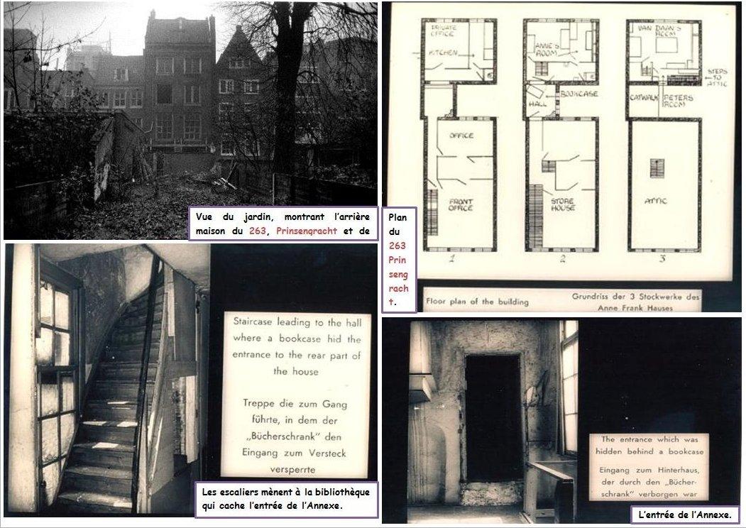 Rablog 187 Archives Du Blog 187 Le Journal D Anne Frank