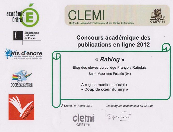 Prix-clemi-2012