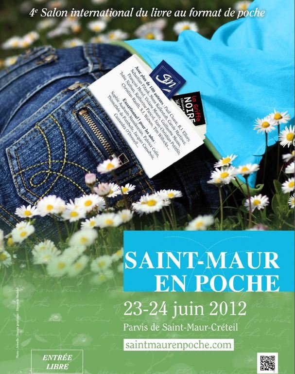 4° SALON INTERNATIONAL DU LIVRE AU FORMAT DE POCHE dans ART ET CULTURE St-Maur-en-poche1