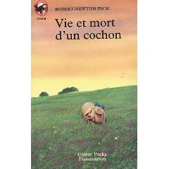 VIE ET MORT D'UN COCHON dans LECTURES CURSIVES couverture