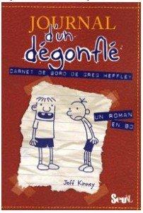 JOURNAL D'UN DÉGONFLÉ dans LECTURES OFFERTES journal-dun-degonfle1-202x300