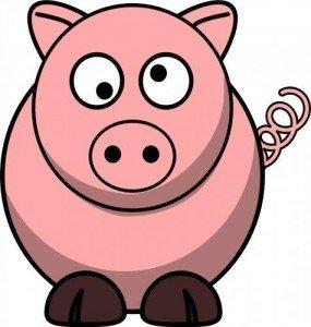 cochon-285x300 dans LECTURES CURSIVES