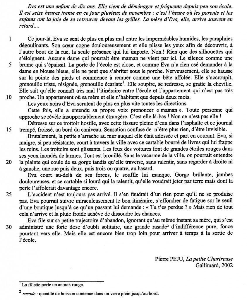 LA PETITE CHARTREUSE dans A ECOUTER la-petite-chartreuse-pierre-peju-texte-844x1024