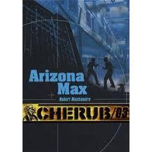 CHERUB 3 : ARIZONA MAX dans A ECOUTER cherub-arizona-max