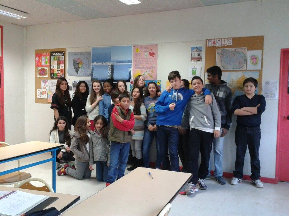 cla photo de groupe