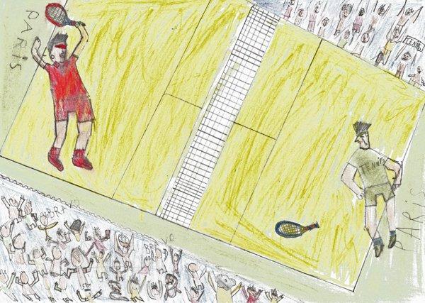 cedric tennis