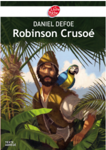 couvertur livre robinson crusoe