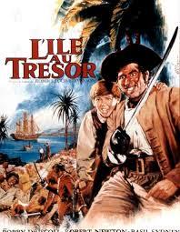 L'île au trésor film 1950