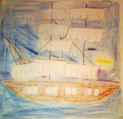 bateau sira